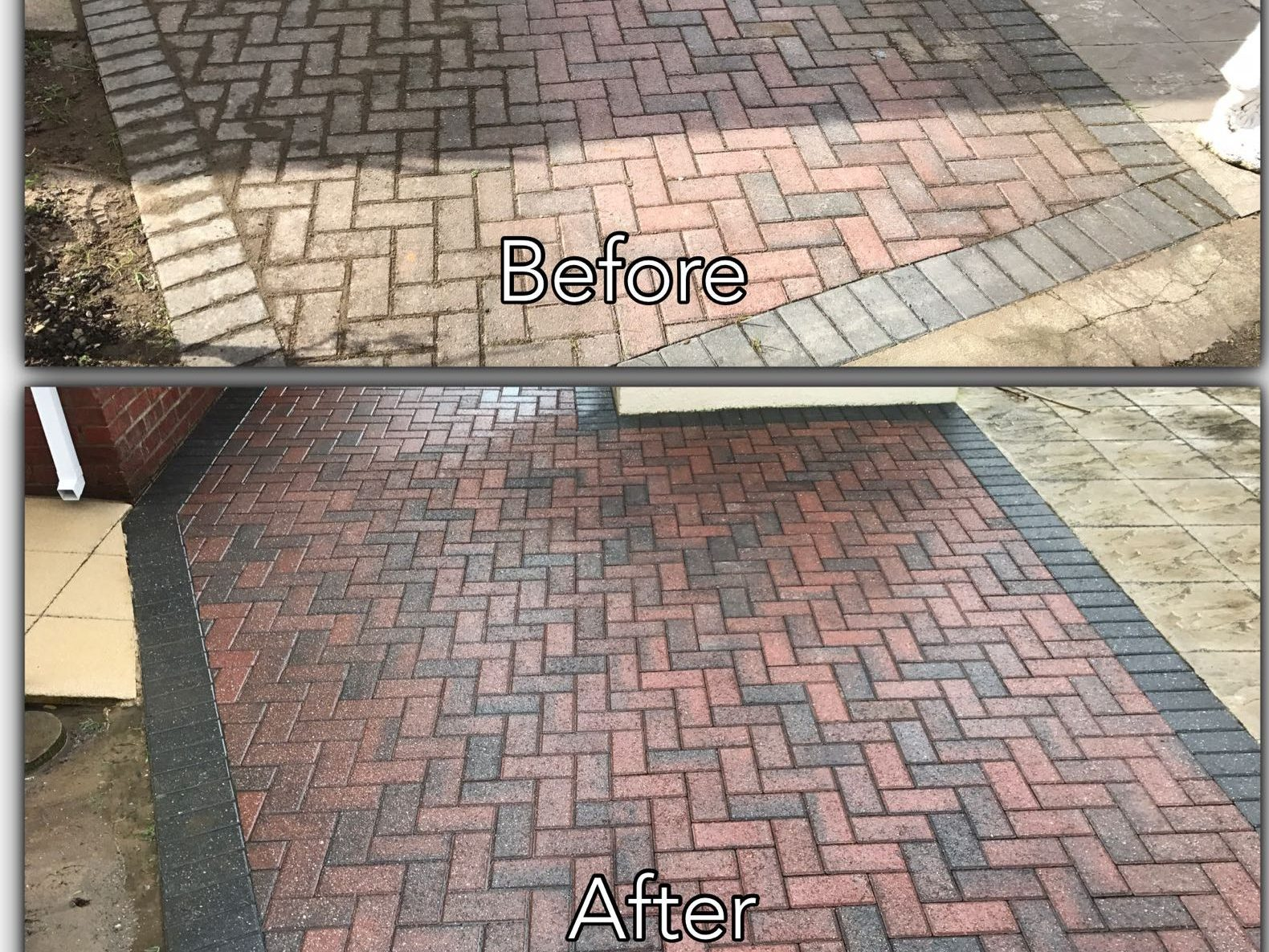 Pressure Washing Billericay